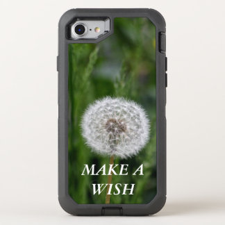 Make a Wish OtterBox Defender iPhone 8/7 Case