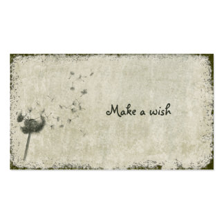 make a wish pack of standard business cards