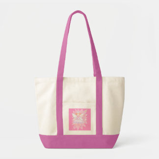 Make a Wish star impulse tote bag