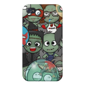 Make A Zombie iPhone 4/4S Case #1