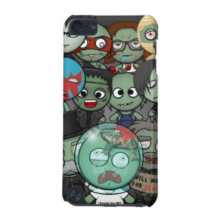 Make A Zombie iPod Touch 4G Case #1