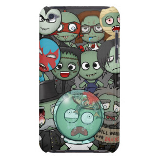 Make A Zombie iPod Touch 4G Case #2 iPod Touch Cover