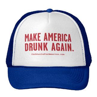 Make America Drunk Again Cap