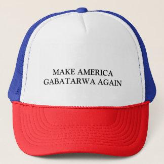 MAKE AMERICA GABATARWA AGAIN TRUCKER HAT