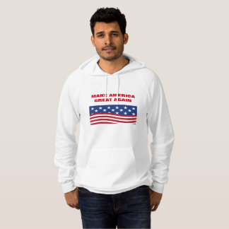 Make America Great Again American Apparel Hoodie