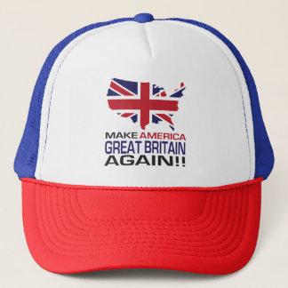 Make America Great Britain Again! Trucker Hat