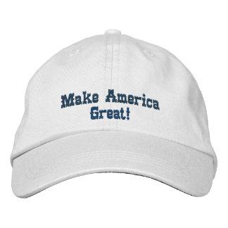 Make America Great Custom Baseball Cap