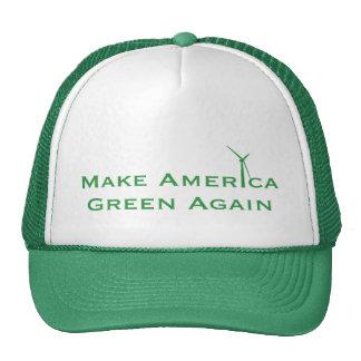 Make America Green Again Cap