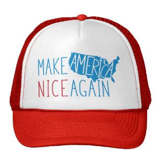 Make America Nice Again Cap