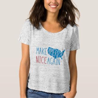 Make America Nice Again T-Shirt
