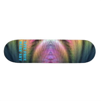 Make Art Skate Board