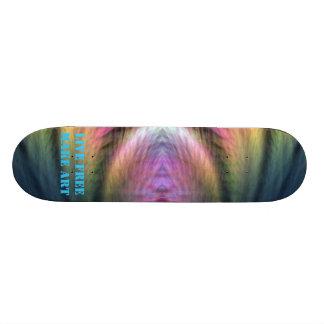 Make Art Skate Board