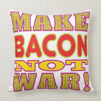 Make Bacon Cushion
