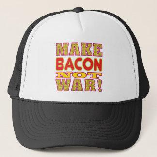 Make Bacon Trucker Hat