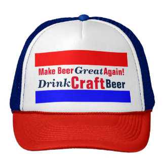 Make Beer Great Again-2 Cap