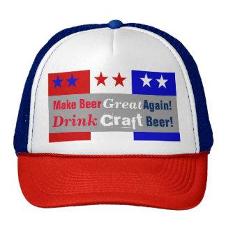 Make Beer Great Again-3 Cap