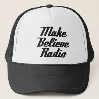 Make Believe Radio Truckers Cap