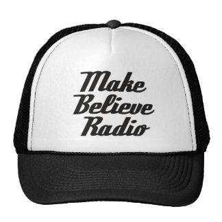 Make Believe Radio Truckers Cap