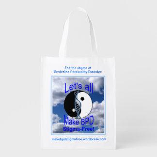 Make BPD Stigma-Free Reusable Bag