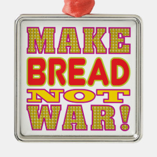 Make Bread Christmas Ornament