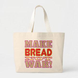Make Bread v2 Canvas Bag