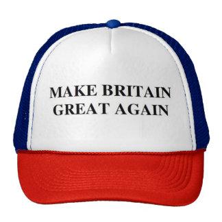 Make Britain Great Again Baseball Hat