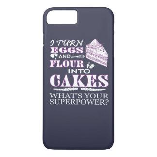MAKE CAKES iPhone 7 PLUS CASE
