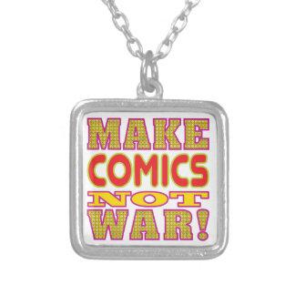 Make Comics Jewelry