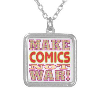 Make Comics v2 Pendant