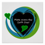Make Every Day Earth Day Print