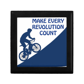 Make every revolution count gift box