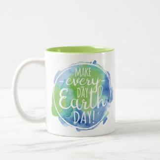 Make Everyday Earth Day Mug