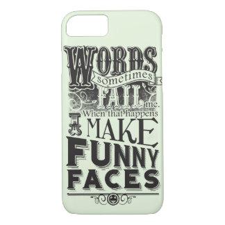 Make Faces iPhone 8/7 Case