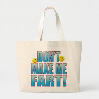 Make Fart Life B Jumbo Tote Bag