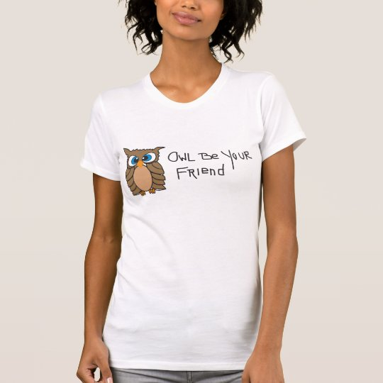 Make Friends! T-Shirt