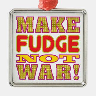 Make Fudge Christmas Ornament