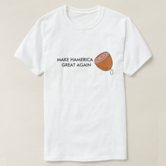 MAKE (H) AMERICA GREAT AGAIN T SHIRT