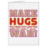 Make Hugs v2 Greeting Card