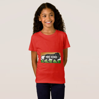 Make in india T-Shirt