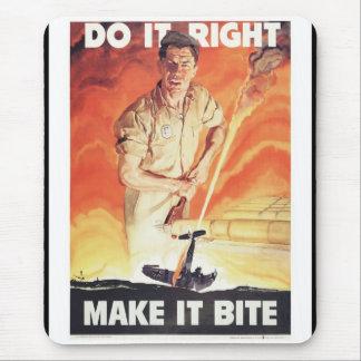 make it bite mouse pad