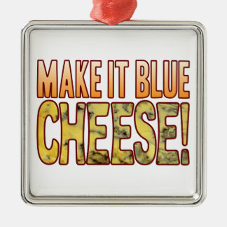 Make It Blue Cheese Christmas Ornament