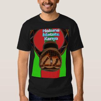 Make it Kenyan Customize Product Tee Shirts