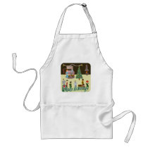 Make It Merry! Standard Apron