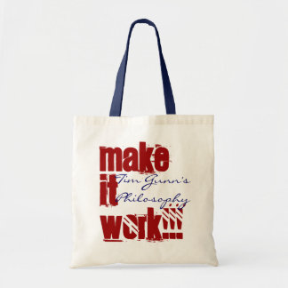 MAKE IT WORK! TOTE BAG