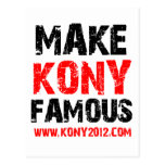 Make Kony Famous - Kony 2012
