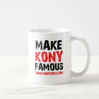 Make Kony Famous - Kony 2012 Coffee Mug