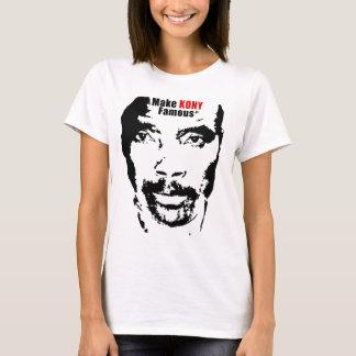 Make Kony Famous! T-Shirt