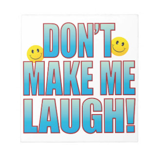Make Laugh Life B Notepads
