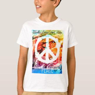 Make Love Not War Peace T-shirt