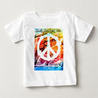 Make Love Not War Peace Tee Shirt